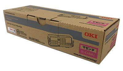 沖データ(OKI)純正トナーCOREFIDO C542dnw(純正)