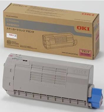 沖データ(OKI)純正トナーCOREFIDO C712dnw(純正)