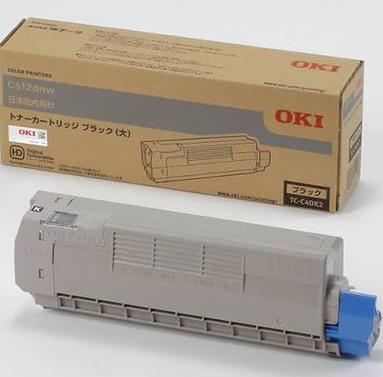 沖データ(OKI)純正トナーCOREFIDO C612dnw(純正)