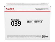 キヤノン(Canon)純正トナーカートリッジ039 (0287C001/CRG-039)