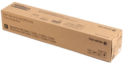 ゼロックス(Xerox)純正CT201102 トナーカートリッジ[K](黒・ブラック)