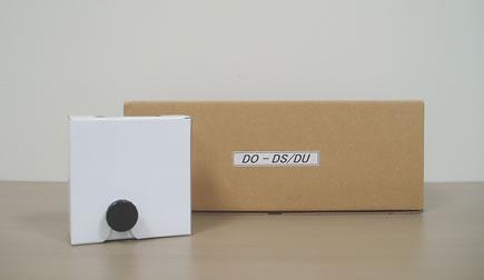 デュプロ(Duplo)汎用品DO-DS/DU 黒 (DS04L / DS04LH / DU04L / DU04LH 黒) (6本/1箱)