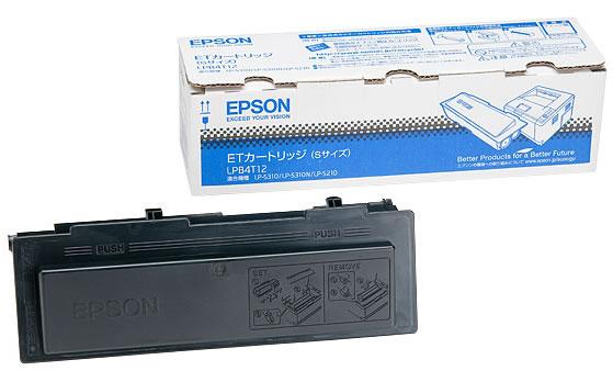 エプソン(Epson)純正LPB4T12 ETカートリッジ