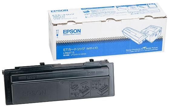 エプソン(Epson)純正LPB4T13 ETカートリッジ