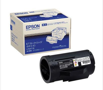 エプソン(Epson)純正LPB4T18 ETカートリッジ(Sサイズ)