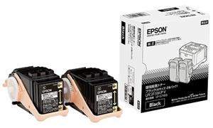 エプソン(Epson)純正LPC3T33KPV 環境推進トナー(黒・ブラック)2本パック(Mサイズ)