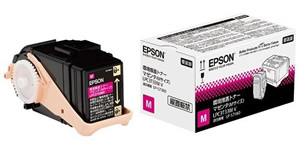 エプソン(Epson)純正LPC3T33MV 環境推進トナー(赤・マゼンタ)(Mサイズ)