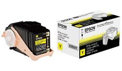 エプソン(Epson)純正LPC3T35Y ETカートリッジ(黄・イエロー)(Mサイズ)