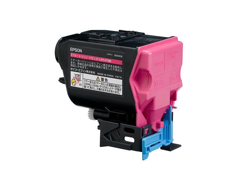 エプソン(Epson)リサイクルLPC4T9M(赤・マゼンタ)