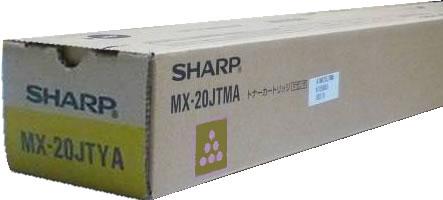 シャープ(Sharp)純正MX-20JTYA イエロー