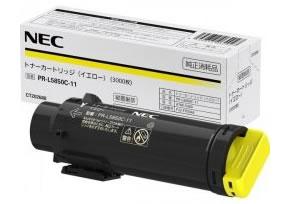NEC(エヌイーシー)純正PR-L5850C-11 トナーカートリッジ(イエロー)