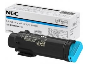 NEC(エヌイーシー)純正PR-L5850C-13 トナーカートリッジ(シアン)