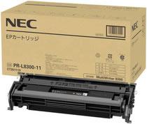 NEC(エヌイーシー)純正トナーMultiWriter 8300 (PR-L8300)(純正)