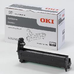沖データ(OKI)純正DR-C4DK イメージドラム(黒・ブラック)