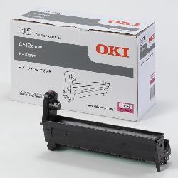 沖データ(OKI)純正DR-C4DM イメージドラム(赤・マゼンタ)