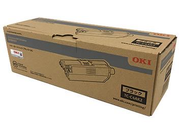 沖データ(OKI)リサイクルTC-C4AK2トナーカートリッジ ブラック