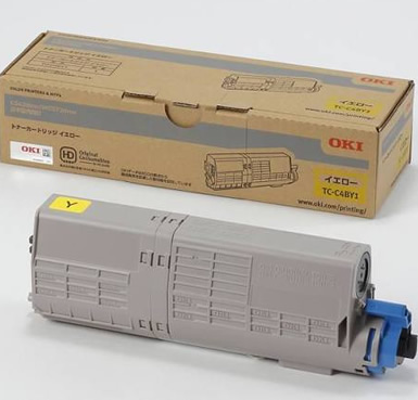 沖データ(OKI)純正トナーCOREFIDO3 MC573dnw(純正)
