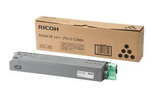 リコー(Ricoh)純正RICOH SP トナー ブラック C740H(600584)